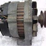 Неисправности генераторов  Renault
