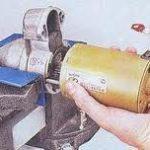 Устройство статора генератора BMW (БМВ)