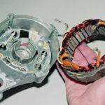 Проверяем обмотку и статор генератора PONTIAC (Понтиак)