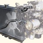 Система охлаждения турбированного двигателя