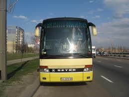ремонт генератора автобус SETRA
