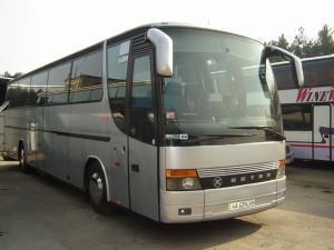 купить генератор автобус SETRA